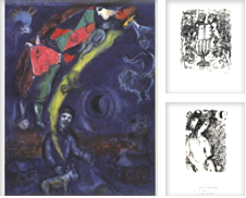 Marc Chagall Curated by Art Wise