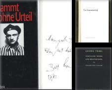 Biographien Sammlung erstellt von Versandantiquariat Ottomar Köhler