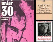 Literatur Sammlung erstellt von Thomas Döring - Verkauf von Büchern