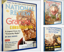 National Review The 2000s Curated by Magazines Read One Time