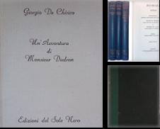 Letteratura, filosofia Curated by FolignoLibri