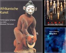 Afrikanische und Ozeanische Kunst Sammlung erstellt von Antiquariat Querido - Frank Hermann