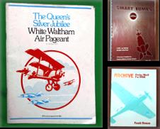Aeronautica Curated by Drakes Books