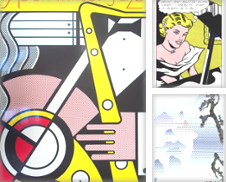 Roy Lichtenstein Curated by Rare Posters