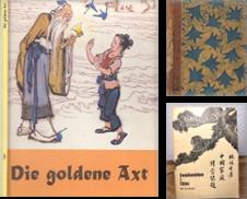 Asiatische Literatur, Kunst und Kultur Sammlung erstellt von Antiquariat an der Nikolaikirche