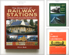 Railways Curated by Greenbank Books