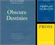 American Literature Proposé par Hammer Mountain Book Halls, ABAA