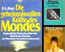 Esoterik und Grenzwissenschaften Sammlung erstellt von Antiquariat & Verlag Jenior