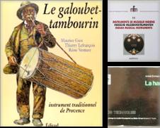 Instruments De Musique Divers Proposé par Librairie musicale Thierry Legros