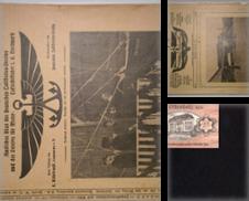Fliegerzeitung Sammlung erstellt von Antiquariat Roland Füchsle