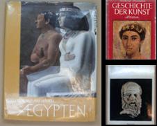 Altertum-Antike-Archäologie Sammlung erstellt von Antiquariat Sibylle Böhme