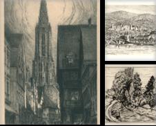 Deutschland (Ansichten Baden-Württemberg) Sammlung erstellt von Antiquariat Clemens Paulusch GmbH