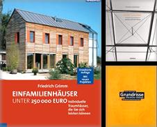 Architektur Sammlung erstellt von Antiquarius / Antiquariat Hackelbusch