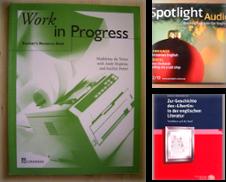 Anglistik Sammlung erstellt von Versandantiquariat Harald Gross
