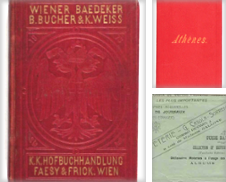 Baedeker Sammlung erstellt von Unterwegs Antiquariat M.-L. Surek-Becker