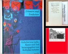 Anthologien Sammlung erstellt von Versandantiquariat Kerstin Daras