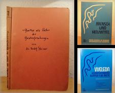Anthroposophie Sammlung erstellt von Antiquariat Weber GbR