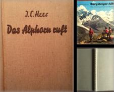 Berge, Bergsteigen, Alpinistik Sammlung erstellt von buch-radel