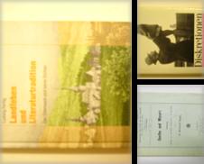 Biografien Sammlung erstellt von Musik- und Theaterantiquariat