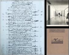 Architecture & Design Sammlung erstellt von Földvári Books