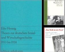 Deutsche Geschichte 1933 (1945) Sammlung erstellt von Antiquariat Gerd Pickener