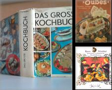 Allgemeine Kochbücher Sammlung erstellt von Antiquariat Ardelt