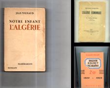 Algérie Proposé par Librairie CLERC