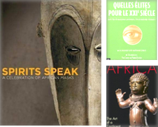 African Art Curated by CMG Books and Art