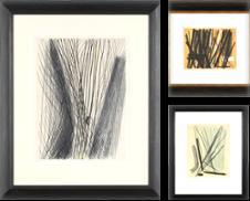 Hans Hartung Sammlung erstellt von Michael Draheim