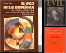 Anthropologie Sammlung erstellt von Mogwa - Buchhandlung am Wasserturm