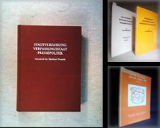 Kulturgeschichte Sammlung erstellt von Antiquariat Wolfgang Dommershausen