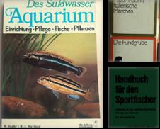 Angeln, Fischfang, Aquaristik Sammlung erstellt von buch-radel