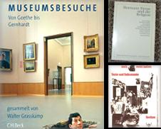 Anthologien Sammlung erstellt von Antiquariat Matthias Wagner