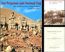 Archäologie Sammlung erstellt von Antiquariat Ralf Rindle
