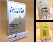 Alkohol Sammlung erstellt von Roland Antiquariat UG haftungsbeschränkt