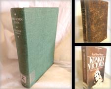 Biografisches Sammlung erstellt von Versandantiquariat Waffel-Schröder