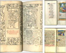 Books of Hours Curated by Les Enluminures (ABAA & ILAB)