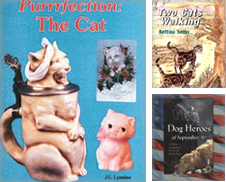 Cats, Dogs, Pets Curated by 2 booksellers