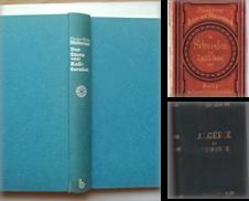 Geographie-Geschichte Sammlung erstellt von Antiquariat Walter Mergenthaler - Nachf.