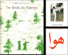 Konkrete und Visuelle Poesie Sammlung erstellt von Christian Schaffernicht