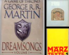 Anthologie Sammlung erstellt von KULTur-Antiquariat