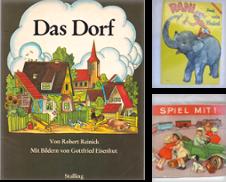 Bilderbücher ab 1950 Sammlung erstellt von Versandantiquariat Bolz