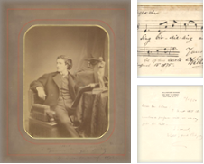 Autographs & Manuscripts Curated by J & J LUBRANO MUSIC ANTIQUARIANS LLC
