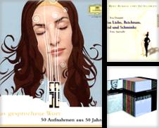 Hörbücher Sammlung erstellt von Antiquariat Gerd Pickener