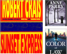 Crime Fiction Curated by Beck's Books