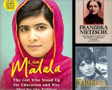 Biografien Sammlung erstellt von Hylaila - Online-Antiquariat