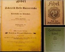 Fibeln Sammlung erstellt von Steeler Antiquariat