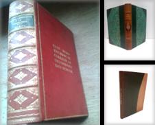 Einbände Sammlung erstellt von Antiquariat Langguth - lesenhilft