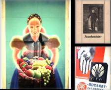 Advertisement Sammlung erstellt von Földvári Books