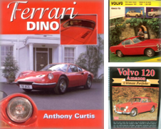 Automotive Curated by TransAmerica Books